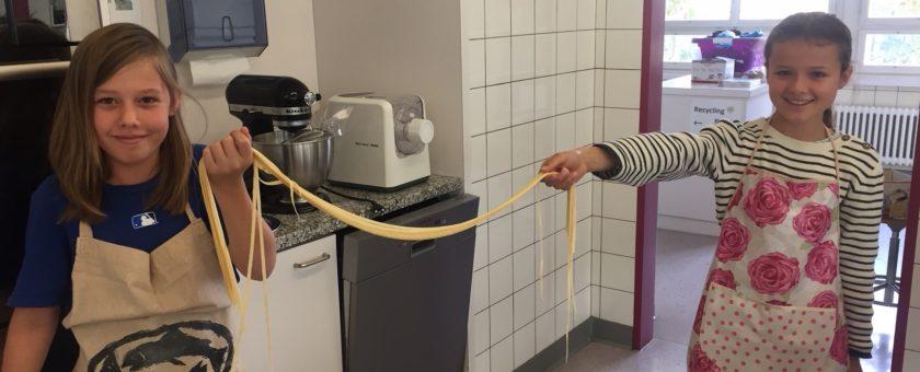 """""""Pasta selber herstellen macht Spass!"""""""